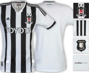 Maillot Home Besiktas