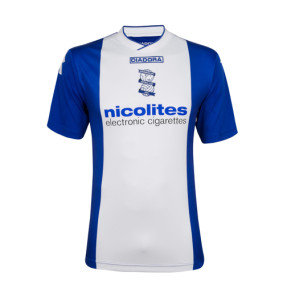 Maillot Home Birmingham City