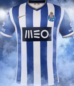 Maillot Home FC Porto