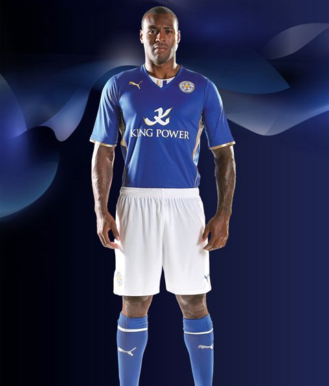 Maillot Home Leicester City