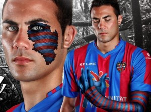 Maillot Home Levante