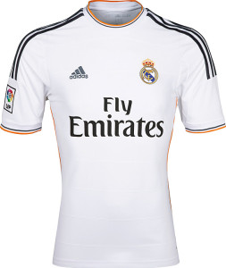 Maillot Home Real