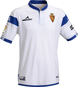 Maillot Home Real Saragosse
