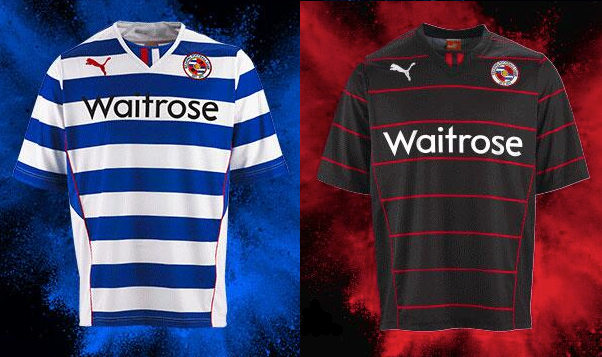 Maillot Home et Away Reading