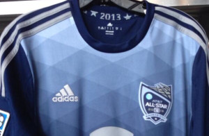 Maillot MLS All Star-Game