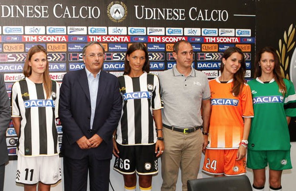Maillot Udinese