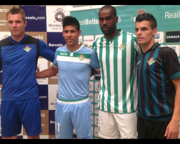 Maillots Betis