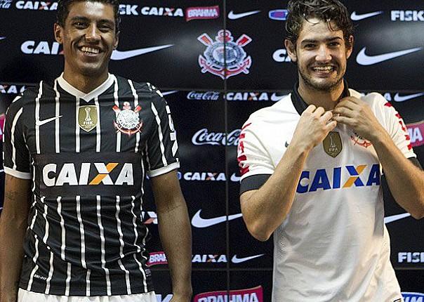 Maillots Corinthians