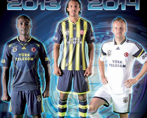 Maillots Fenerbahce