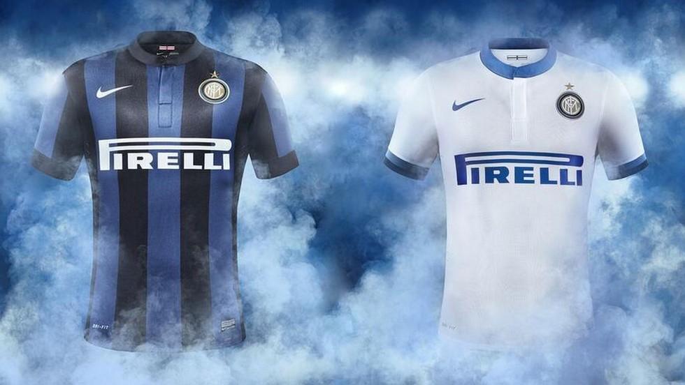 Maillots Inter