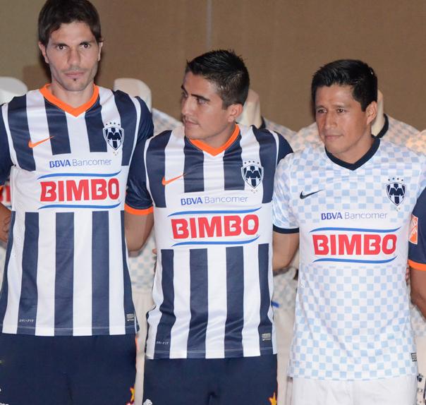 Maillots Monterrey
