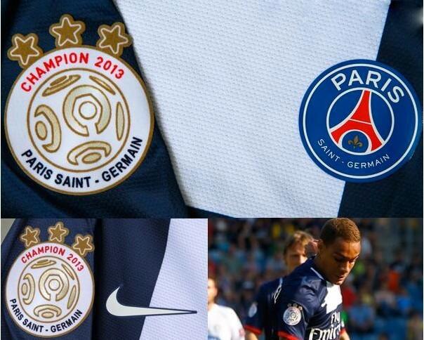 Patch Ligue 1