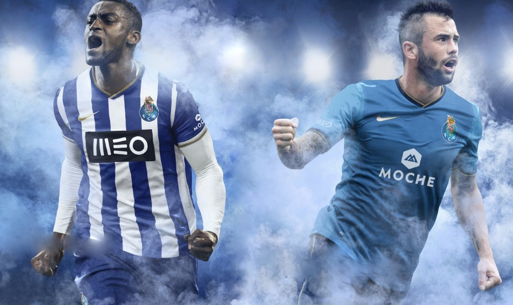 Porto Home et Away
