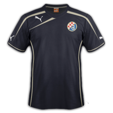 Maillot Away zagreb