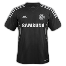 Maillot third chelsea