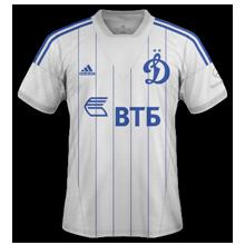Away Dynamo Moscou