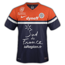 Maillot Home MHSC