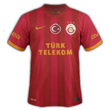 Maillot third galatasaray