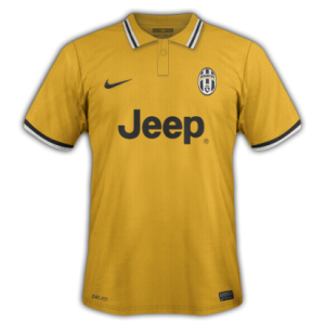 Away Juventus