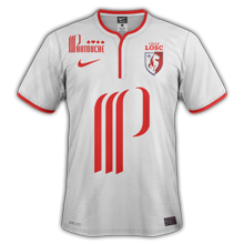 Maillot Away LOSC