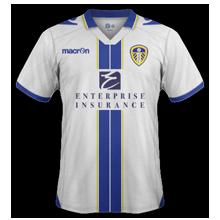 Maillot domicile Leeds United