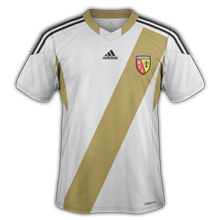 lens maillot 2013 2014