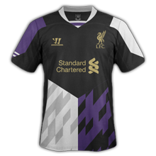 Maillot Third Liverpool