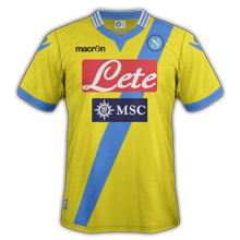 naples maillot third 2014