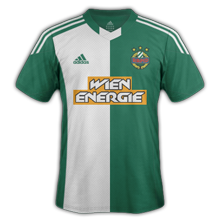 Maillot Home Rapid Wien