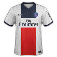 Maillot Away PSG