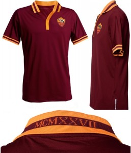 Maillot Home AS Roma