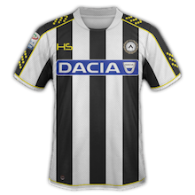 Maillot Home Udinese