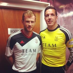Away Aberdeen