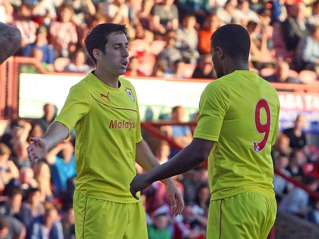 Away Cardiff