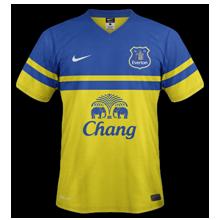 Away Everton
