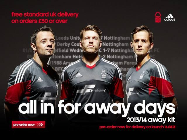 Away Nottingham