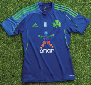 Away Panathinaikos