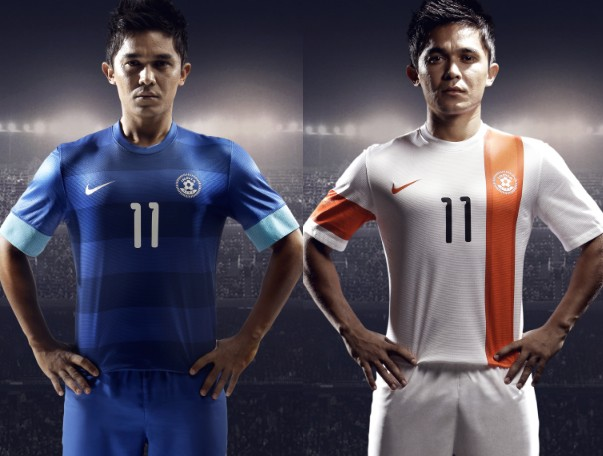 Maillots Inde