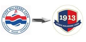 Nouveau logo Caen