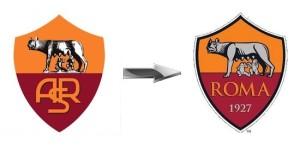 Nouveau logo Roma