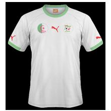 Algérie maillot foot domicile 2014 coupe du monde