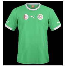Algérie maillot foot extérieur 2014 coupe du monde