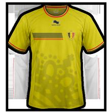 maillot foot third Belgique 2014 coupe du monde