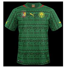 cameroun 2014 domicile maillot coupe du monde
