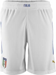 Italie 2014 short foot domicile coupe du monde