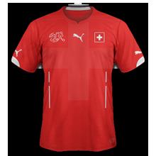 Suisse maillot domicile coupe du monde 2014