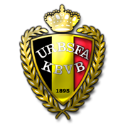 blason football Belgique