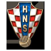 logo foot Croatie