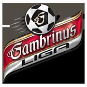 blason Gambrinus Liga championnat foot République Tchèque