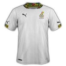 Ghana maillot foot domicile CAN 2015